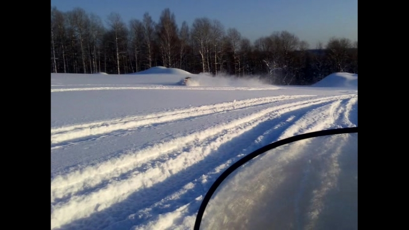 Ski-doo MZX Tundra