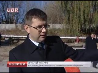 У Чорнобилі відкрили завод для спалювання радіоактивної деревини