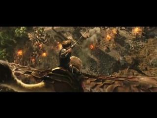 WARCRAFT Movie Teaser Trailer (2016) Fantasy Adventure HD трейлер тизер