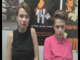 ФИЛЬМ 14+ победитель плюсбилет говорит по скайпу с Ульяной и Глебом