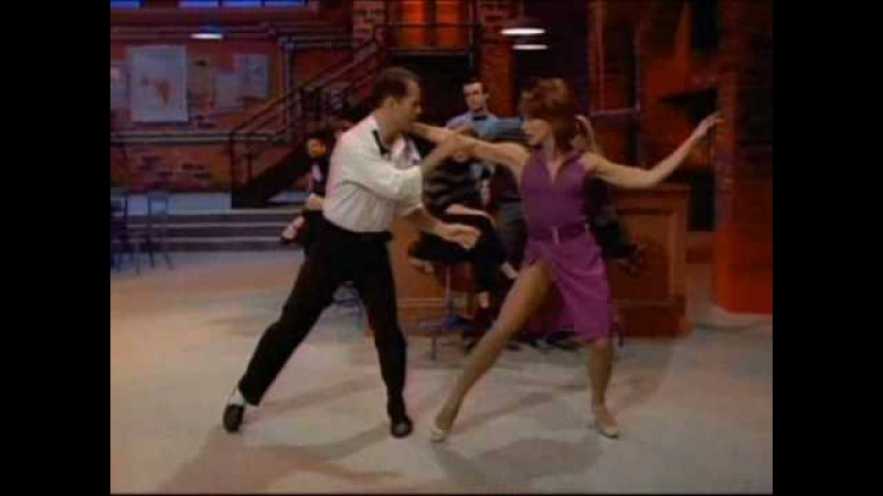 Bruce Willis in Moonlighting-Big Man On Mulberry Street-Maddie´s Dream(dance-scenes)