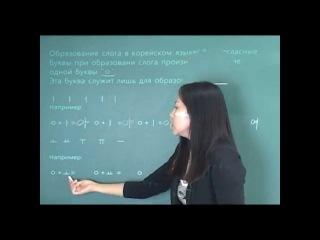 Грамматика корейского яызка(러시아인을 위한 한국어 문법)