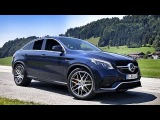 4 000 км до самой северной точки Европы на 585-сильном Mercedes-AMG GLE 63 S Coupe - #MBPolarSun