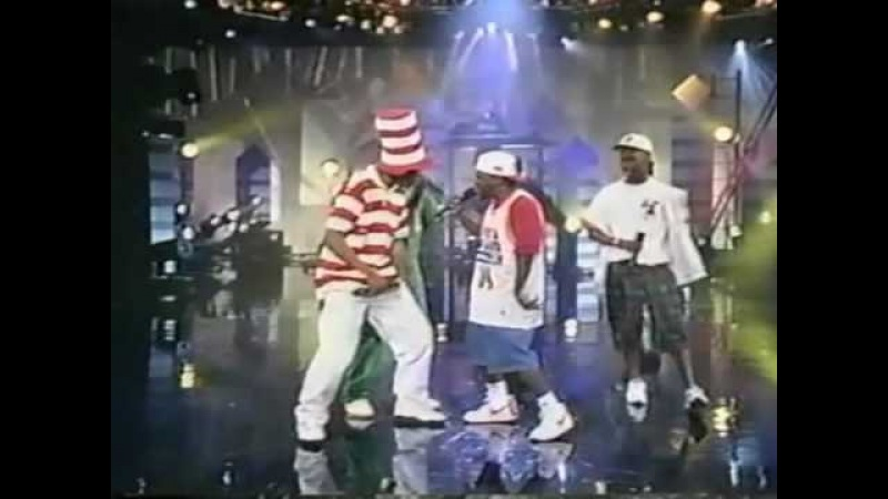 ATCQ LONS Scenario on The Arsenio Hall Show 1992