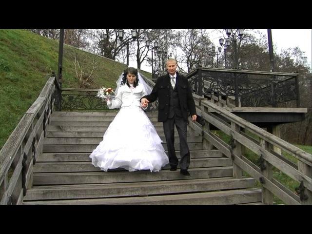 свадебный клип Дмитрия и Виктории 2014 опубликован для передачи Татьянин день телеканал интер