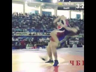 Wrestler, deflection, борьба, прогиб