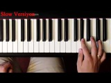 (Piano Tutorial) Kara Sevda dizi muzigi Toygar Isikli