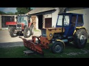 Żniwa 2013 u Miki'ego ☆ Volvo s950 Massey Ferguson 3060 ㋡ MafiaSolec