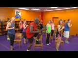 Billy Blanks Tae Bo Low Impact Chair Workout