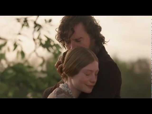 Jane Eyre 2011: Jane Rochester Kisses