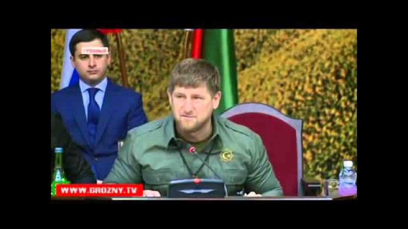 3 Я Чеченская не за горами Кадыров разрешил стрелять в федеральных силовиков РФ на поражение