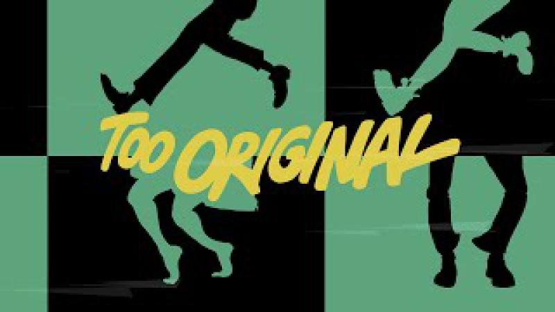 Major Lazer - Too Original (feat. Elliphant Jovi Rockwell) (Official Lyric Video)