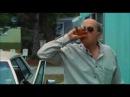 Jim Lahey chugging liquor.