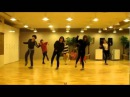 T-ara Lovey Dovey mirrored Dance Practice