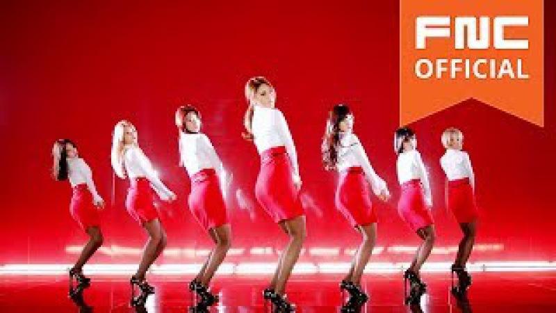 AOA - 짧은 치마 (Miniskirt) MV