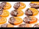 АПЕЛЬСИНЫ В ШОКОЛАДЕ 🍊🍫 рецепт десерта к празднику / как приготовить дома / апельсиновые дольки