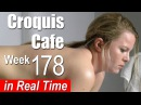 Croquis Cafe: Figure Drawing Resource No. 178