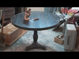 Jimmy DiResta - Круглый стол