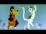 Як Песик і Кошеня Мили Підлогу (1977) - мультфільми українською мовою