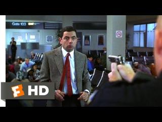Сцена в аэропорту из фильма