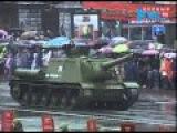 Парад Победы на площади Революции в Челябинске на 9 мая. 70 лет Победы