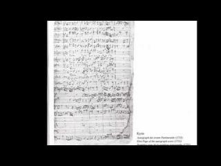 Bach - Mass in B minor BWV 232: Kyrie eleison (3) / John Eliot Gardiner