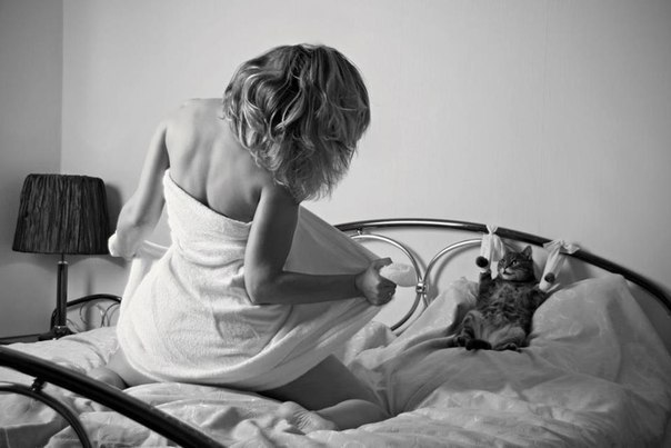 Интимная жизнь сильной и независимой женщины.