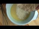 Кексики с изюмом на кефире -vikka
