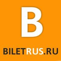 Логотип BILETRUS.RU / БИЛЕТЫ НА КОНЦЕРТЫ ОНЛАЙН