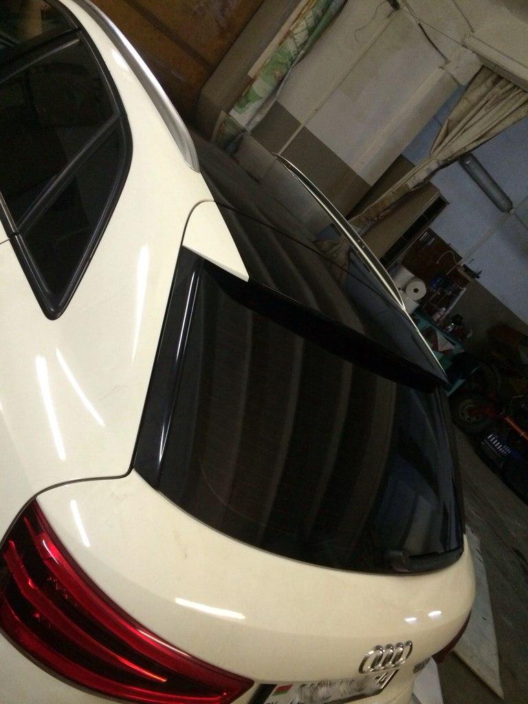 Audi Q3 тонировка и оклейка в гродно