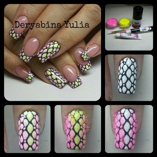 Мастер-класс по дизайн ногтей