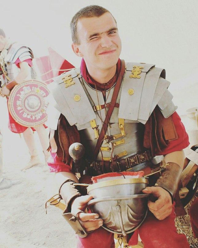 Ауксиларий на службе Риму