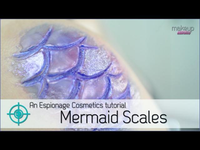 Mermaid Scales Tutorial Makeup Marvels