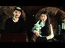 Папа и Дочка читают рэп (Белые Ангелы) Не клип