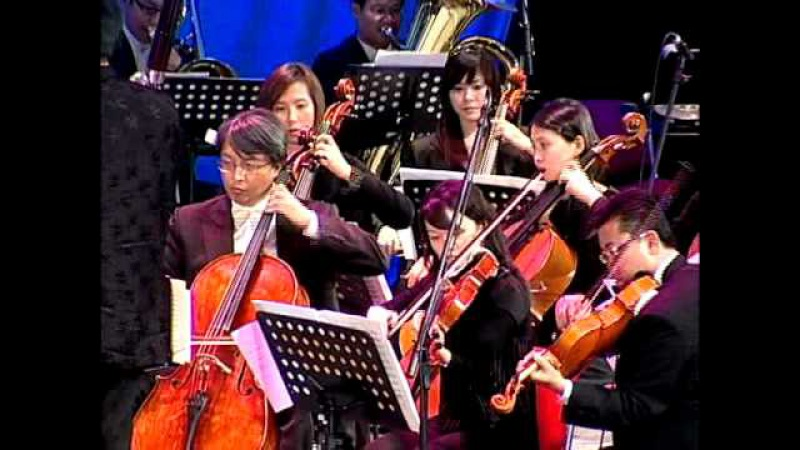 譚盾 世界新曲發表:Internet Symphony