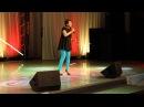 Иркэ на концерте Гузелия дусларын жыя