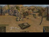 Лучший Бой WoT -- Одна Т-54 Загоняла Всех!!! 8236 Дамага -9 танков. HD
