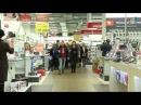 Flashmob in Russia with a beautifull Russian folk song Smuglyanka Moldavanka