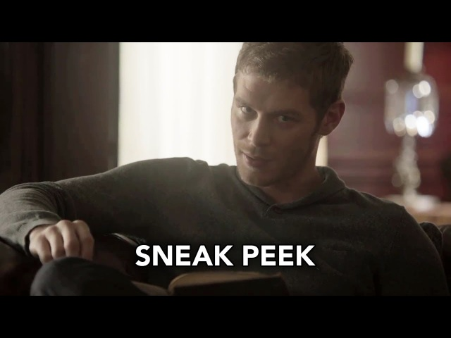 The Originals 1x06 Sneak Peek