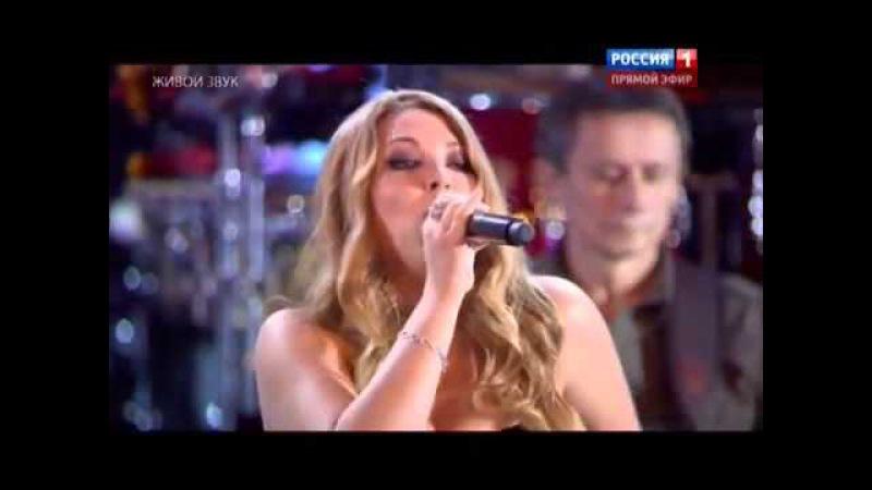 Ирина Дубцова Батырхан Шукенов - Не уходи далеко (живой звук 26 07 2013)