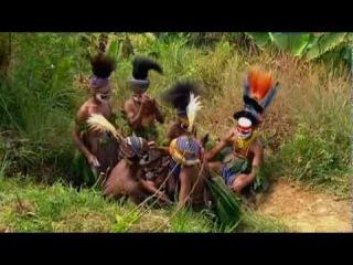Затерянные миры - Посланники джунглей (Папуа Новая Гвинея) 2000