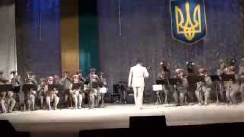 Ukrainian military band A Cruel Angel Thesis