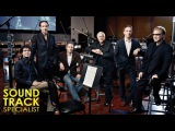 Danny Elfman, Alexandre Desplat, Patrick Doyle, Mychael Danna 2012 THR Composer's Roundtable