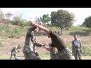 Philippine Marines Sword/Knife Fighting Close Quarters Martial Arts