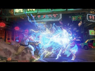 Street Fighter 5 Gameplay - Ryu vs Chun Li Full Match (PS4) (60 FPS)