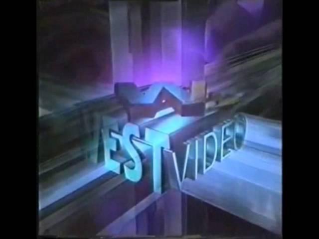 Рекламы на VHS West Video Пиноккио ,Восставший из ада 4
