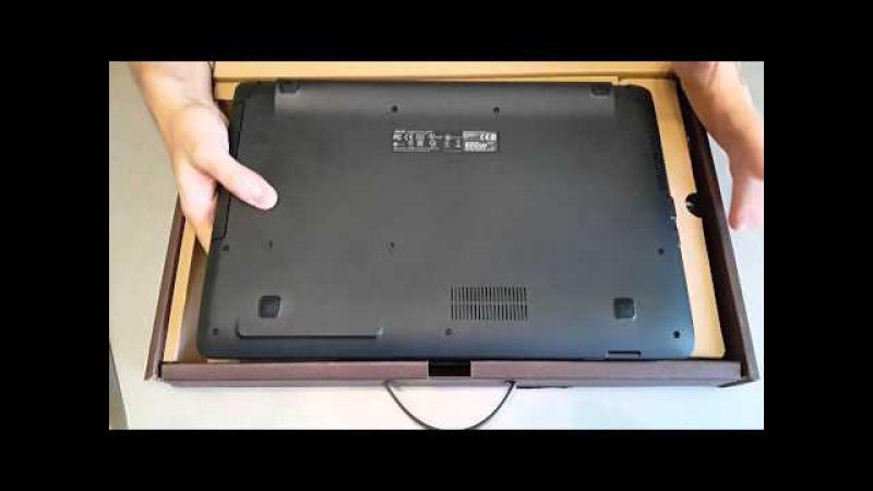 ОБЗОР: бюджетный ноутбук ASUS X551MAV