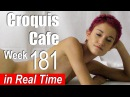Croquis Cafe: Figure Drawing Resource No. 181