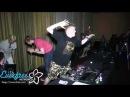 Хардовый DJ на грязной вечеринке