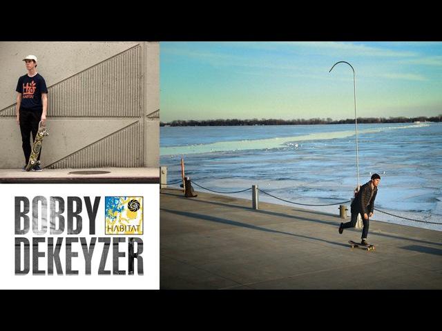 Introducing Bobby De Keyzer
